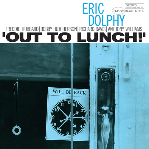 Eric Dolphy Out To Lunch (Blue Note Classic Vinyl Edition) 180g LP