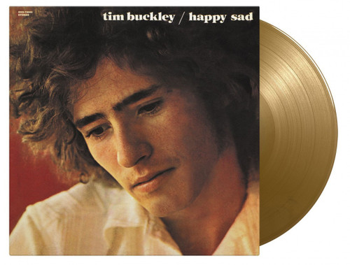 Tim Buckley Happy Sad Numbered Limited Edition 180g Import LP (Gold Vinyl)