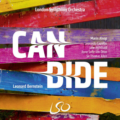 London Symphony Orchestra Alsop Bernstein: Candide Hybrid Multi-Channel & Stereo 2SACD