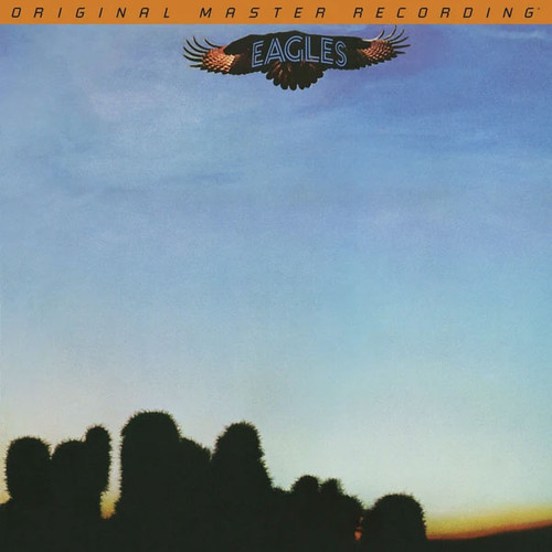 The Eagles Eagles Numbered Limited Edition Hybrid Stereo SACD
