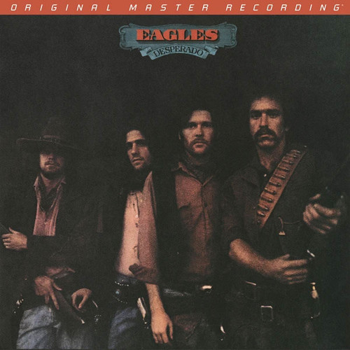 The Eagles Desperado Numbered Limited Edition Hybrid Stereo SACD