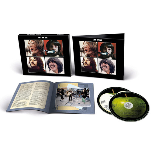 The Beatles Let It Be (Special Edition) Deluxe 2CD