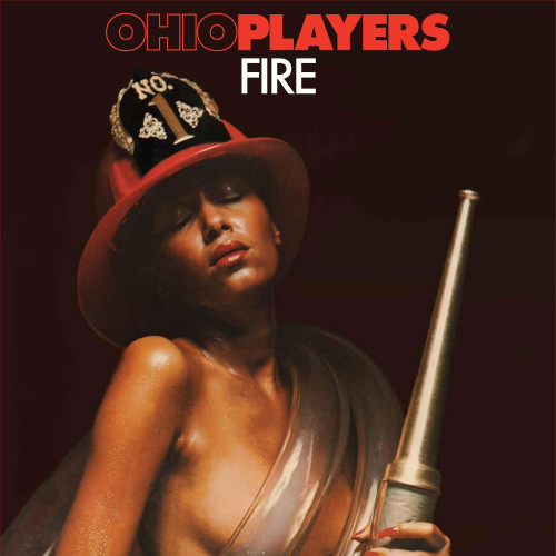 Ohio Players Fire 180g LP (Fire Red Vinyl)