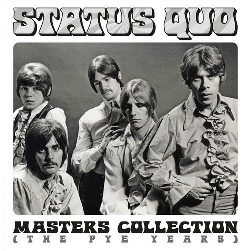 Status Quo Masters Collection (The Pye Years) Numbered Limited Edition 180g Import 2LP (White Vinyl)