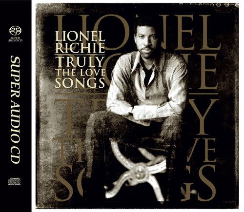 Lionel Richie Truly: The Love Songs Hybrid Stereo Japanese Import SACD