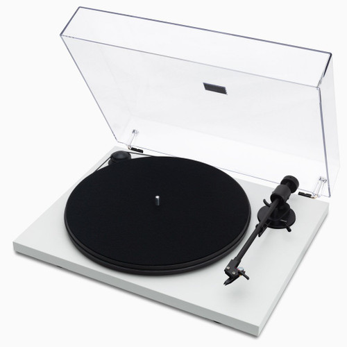 Andover SpinDeck Turntable (White)