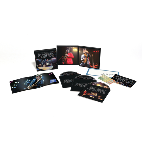 Bruce Springsteen & The E Street Band The Legendary 1979 No Nukes Concerts Blu-Ray & 2CD