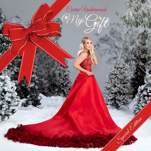 Carrie Underwood My Gift (Special Edition) 2LP (Crystal Clear Vinyl)
