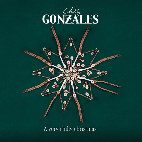 Chilly Gonzalez A Very Chilly Christmas LP