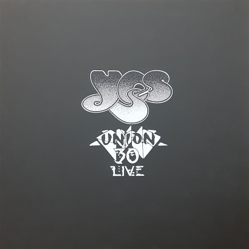Yes Union 30 Live Numbered Limited Edition 180g 4LP Box Set (Color Vinyl)