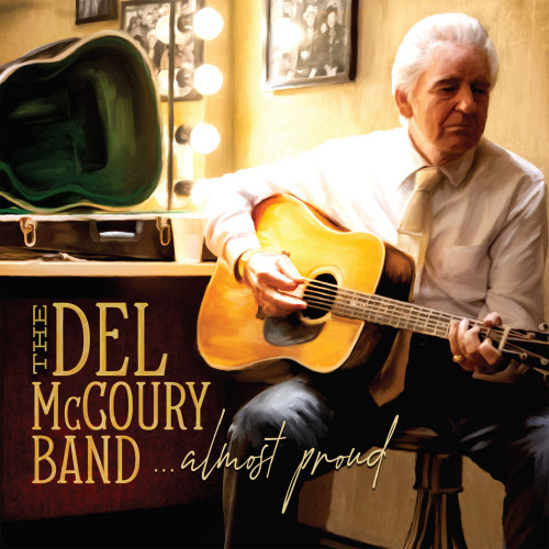 The Del McCoury Band Almost Proud LP
