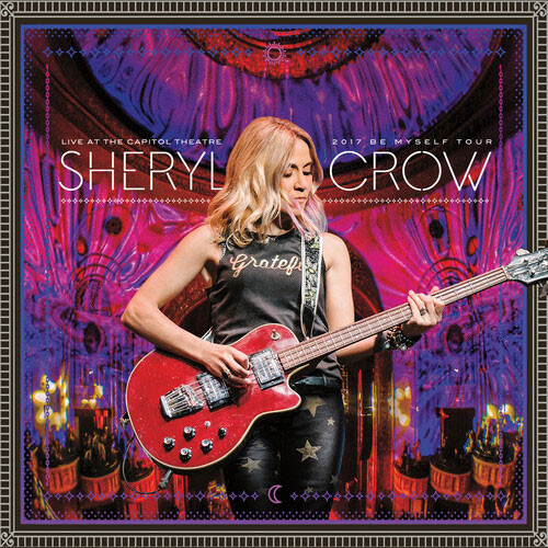 Sheryl Crow Live At The Capitol Theatre: 2017 Be Myself Tour 2LP (Pink Vinyl)