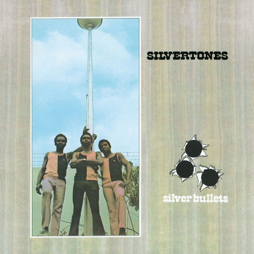 The Silvertones Silver Bullets Numbered Limited Edition 180g Import LP (Orange Vinyl)