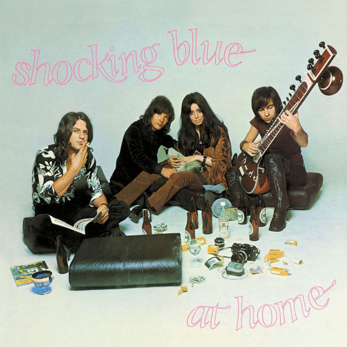 Shocking Blue At Home (2021 Dutch Remastered Edition) Numbered Limited Edition 180g Import LP (Pink Vinyl)