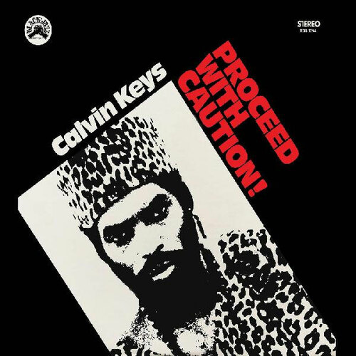 Calvin Keys Proceed With Caution! LP