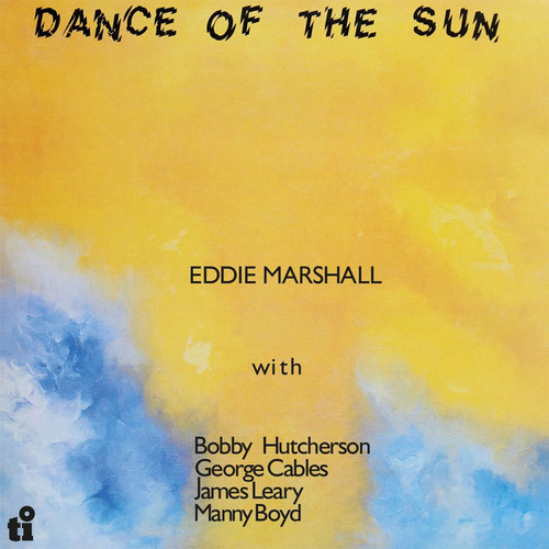 Eddie Marshall Dance Of The Sun Numbered Limited Edition 180g Import LP (Gold Vinyl)