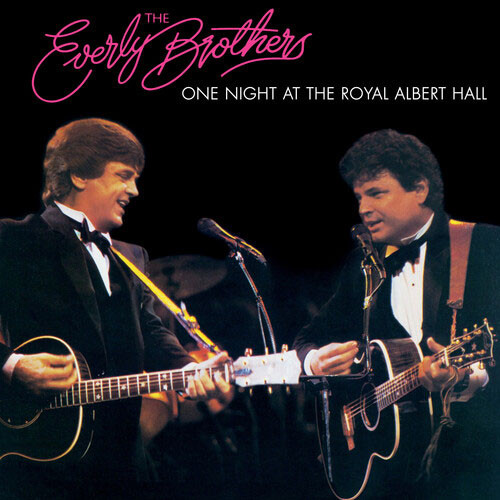 The Everly Brothers One Night At The Royal Albert Hall 2LP (Pink Vinyl)