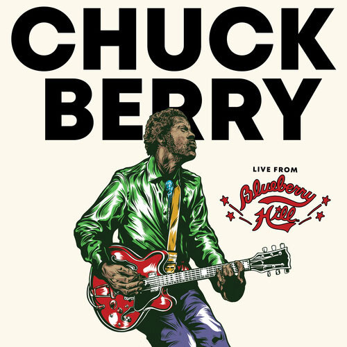 Chuck Berry Live From Blueberry Hill LP