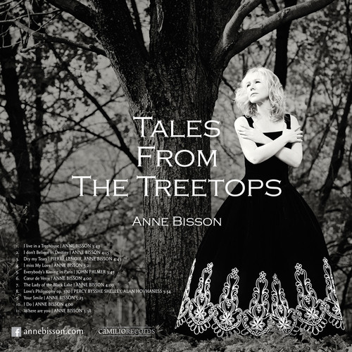 Anne Bisson Tales From The Treetops Hand-Numbered Limited Edition Master Quality Reel To Reel Tape
