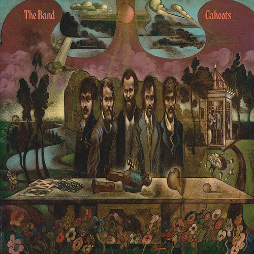 The Band Cahoots (50th Anniversary) Half-Speed Mastered 180g LP