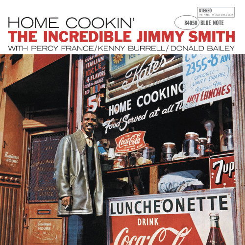 Jimmy Smith Home Cookin' (Blue Note Classic Vinyl Edition) 180g LP