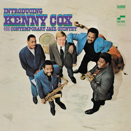 Kenny Cox Introducing Kenny Cox And The Contemporary Jazz Quintet (Blue Note Classic Vinyl Edition) 180g LP