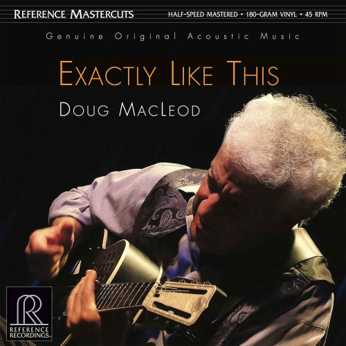 Doug MacLeod Exactly Like This Half-Speed Mastered 45rpm 180g 2LP