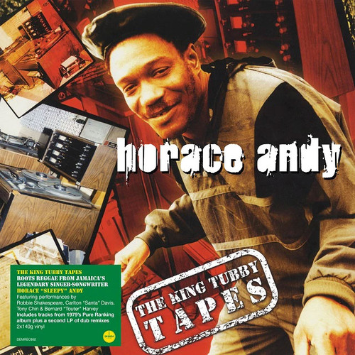 Horace Andy The King Tubby Tapes Import 2LP