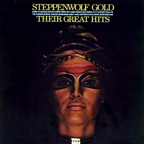 Steppenwolf Gold: Their Great Hits 200g LP
