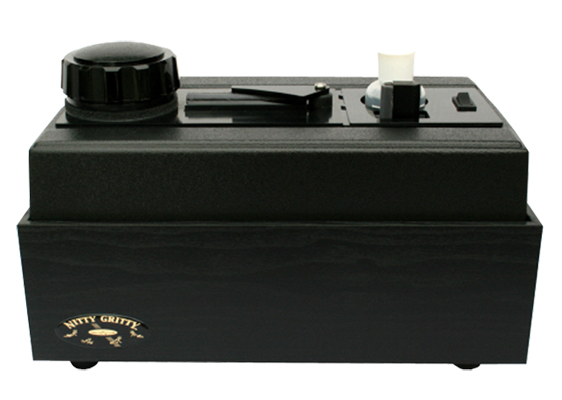Nitty Gritty Record Master 1 Record Cleaner (Black)