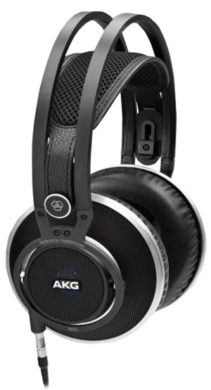 AKG Acoustics K812 Open-Back Premium Headphones