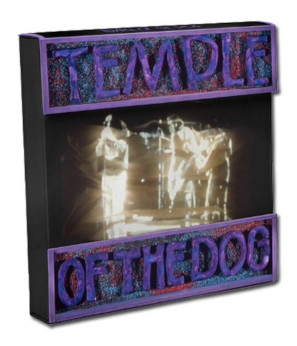 Temple Of The Dog Temple Of The Dog 2CD, DVD & Blu-ray