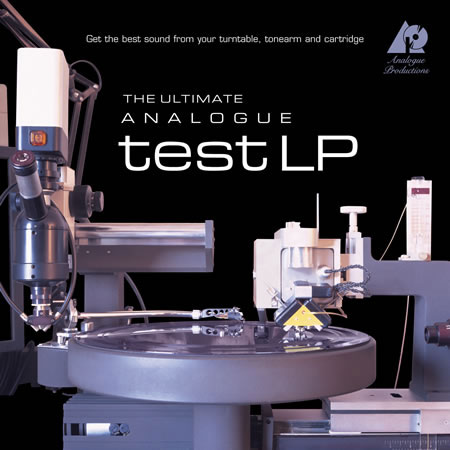 Analogue Productions The Ultimate Analogue Test LP 200g LP