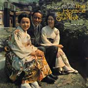 The Horace Silver Quintet The Tokyo Blues Hybrid Stereo SACD