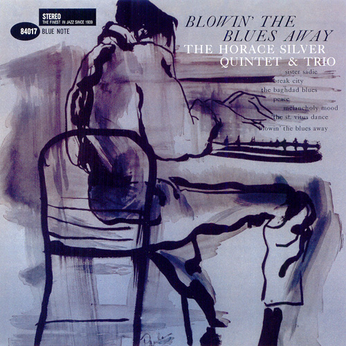 The Horace Silver Quintet & Trio Blowin' The Blues Away Hybrid Stereo SACD