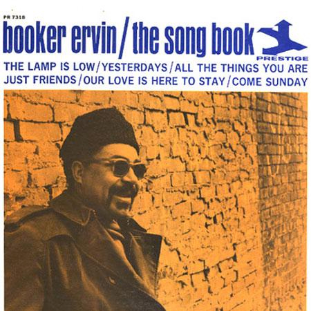 Booker Ervin The Song Book Numbered Limited Edition 200g LP (Stereo)