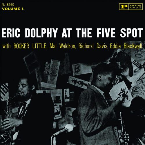 Eric Dolphy Eric Dolphy At The Five Spot Volume 1 Hybrid Stereo SACD