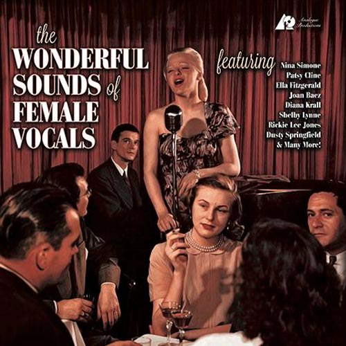 The Wonderful Sounds of Female Vocals Hybrid Stereo Double SACD