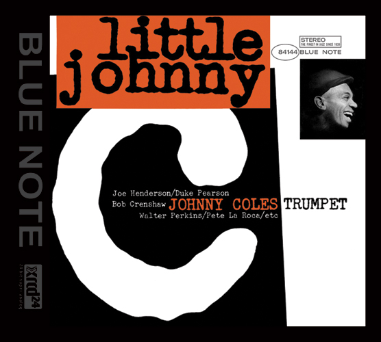 Johnny Coles Little Johnny C XRCD24