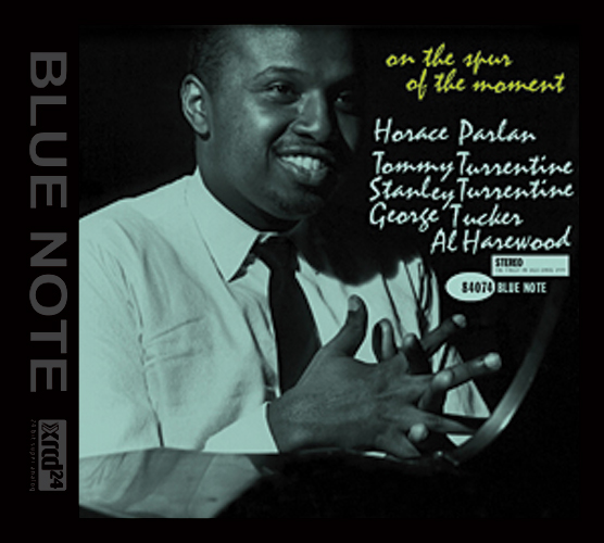 Horace Parlan On The Spur Of The Moment XRCD24