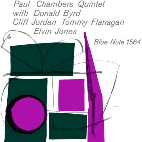 Paul Chambers Quintet Numbered Limited Edition 180g 45rpm Mono 2LP