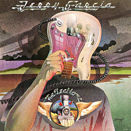 Jerry Garcia Reflections 180g LP