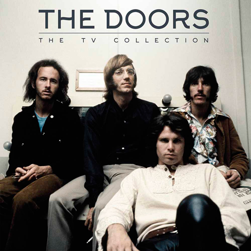 The Doors The TV Collection Import 2LP