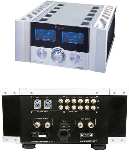 Cayin H-80A Tube Integrated Amp