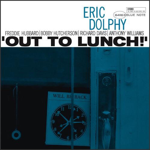 Eric Dolphy Out To Lunch Numbered Limited Edition 180g 45rpm 2LP