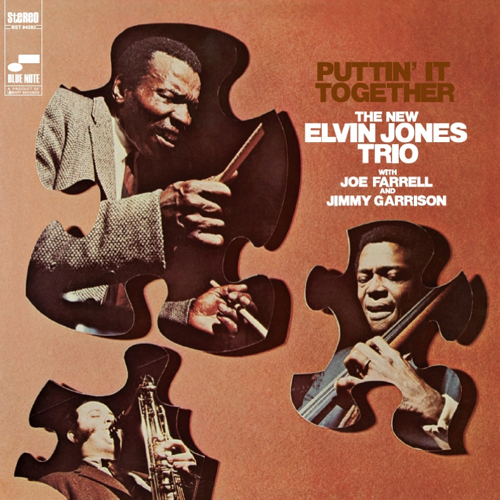 Elvin Jones Puttin' It Together Numbered Limited Edition 180g 45rpm 2LP