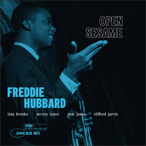 Freddie Hubbard Open Sesame Numbered Limited Edition 180g 45rpm 2LP