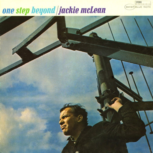 Jackie McLean One Step Beyond Numbered Limited Edition 180g 45rpm 2LP