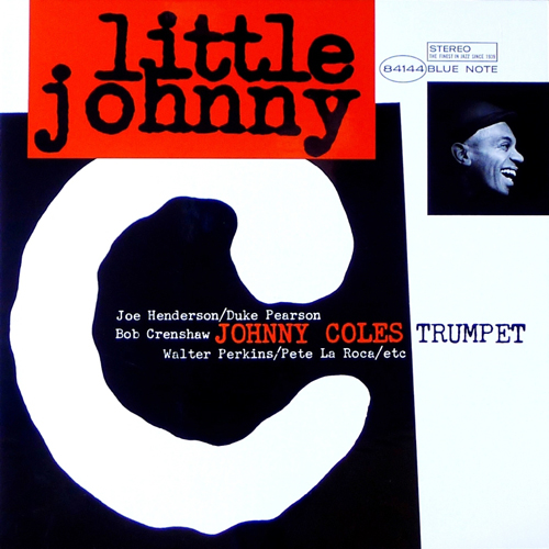 Johnny Coles Little Johnny C Numbered Limited Edition 180g 45rpm 2LP