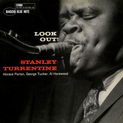 Stanley Turrentine Look Out! Numbered Limited Edition 180g 45rpm 2LP